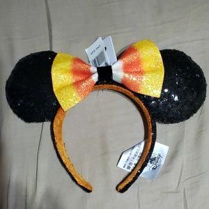Disney's Candy Corn Minnie Ears